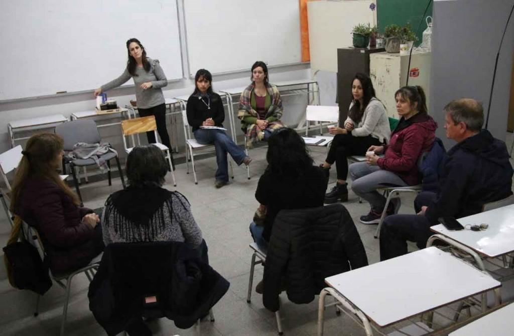 Dirección de discapacidad; se realizó el primer encuentro del taller Tiempo De Ser Escuchado