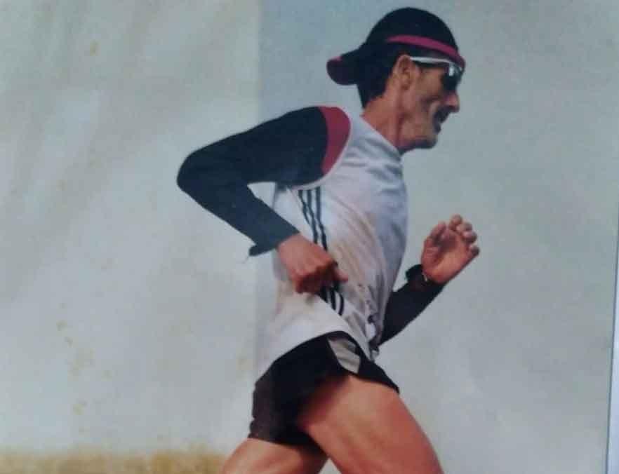 Abel Giordano: 'Este año mi gran desafío es terminarla, con llegar me conformo'