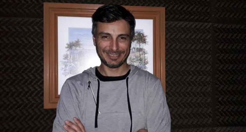 Taller de cine a cargo de Ariel Dadante en la Sociedad Italiana