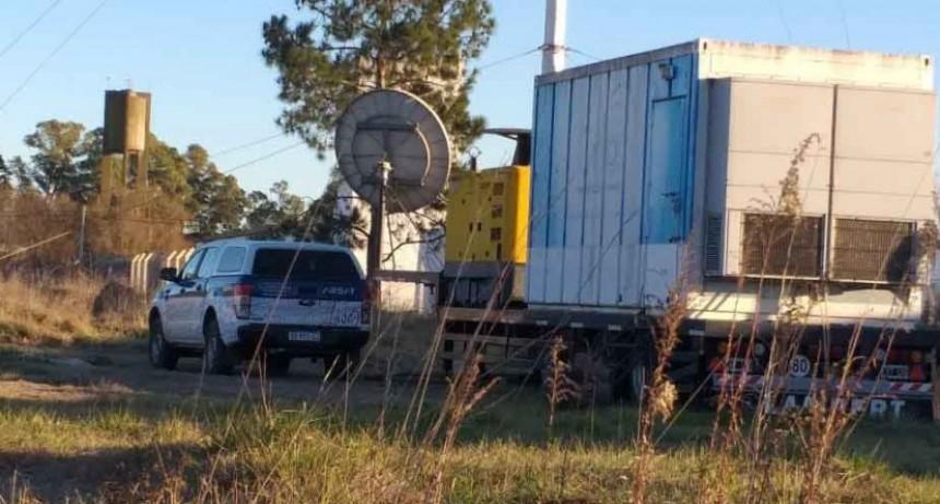 Respondiendo al reclamo de varios vecinos, ARSAT se encuentra trabajando en la antena de la TDA