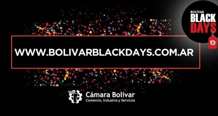 Más de 60 comercios adheridos a la 2º edición de Bolívar Black Days