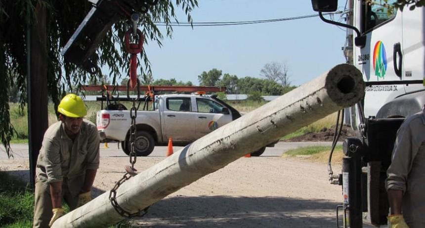 Corte programado de energía para el próximo domingo 4: Zona afectada; Barrio Cooperativa