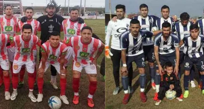 Fecha superclasica de la Liga Pehuajense de Futbol