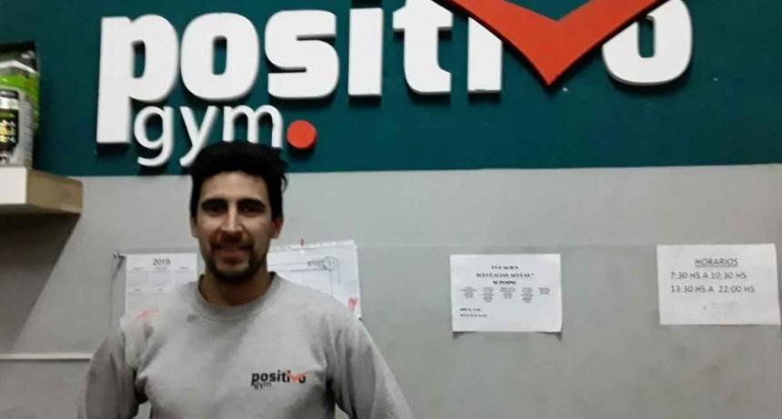 Positivo Gym ofrecerá un curso para Personal Trainer e instructor de musculación