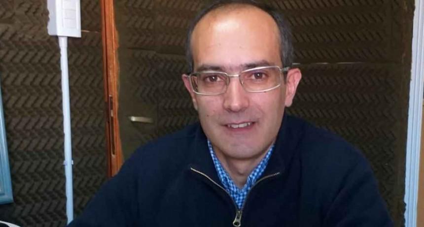 Marcos Pisano: 'Mi compromiso es trabajar para cuidar lo que se ha hecho y para seguir haciendo; por eso pido que me acompañen con su voto el próximo domingo'