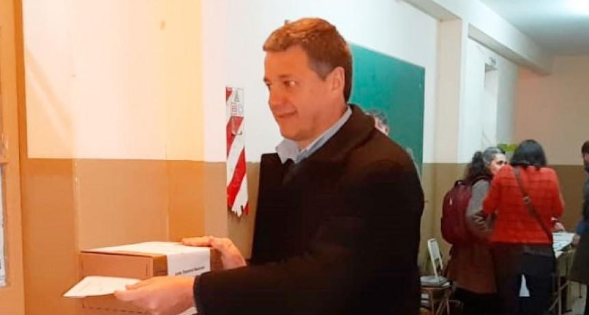 Juan Carlos Moran:'Llego con la tranquilidad de haber hecho una campaña en positivo'