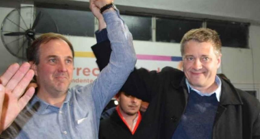 José Gabriel Erreca: 'Tenemos dos meses para caminar juntos por una alternativa diferente'