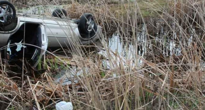 Saladillo: Un joven de 26 años falleció en un accidente en la Ruta 205
