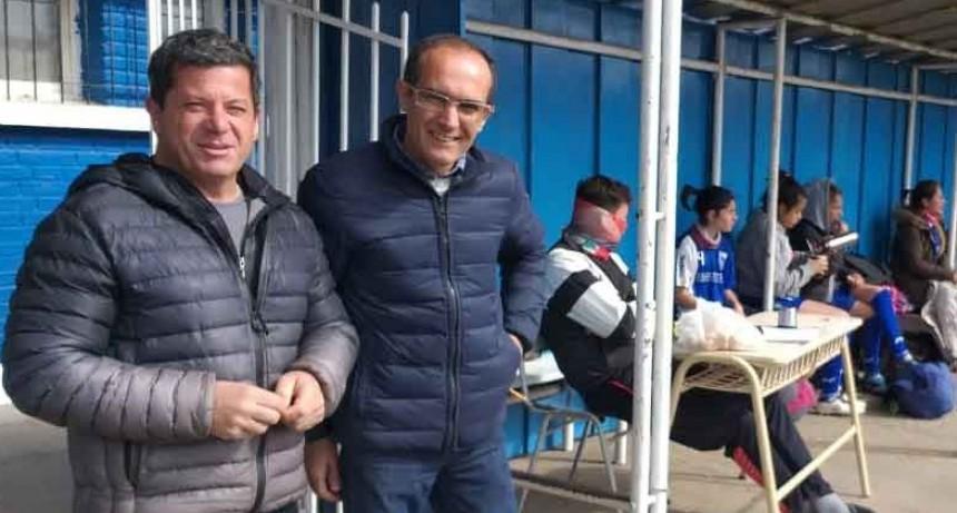 Pisano: 'La mejor alianza del estado en materia deportiva es la unidad con los clubes'