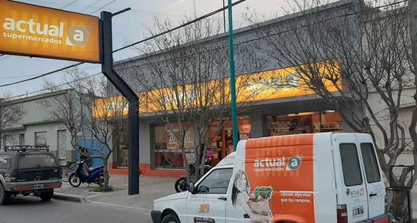 Actual Supermercados entregó los premios del sorteo del Día del Niño