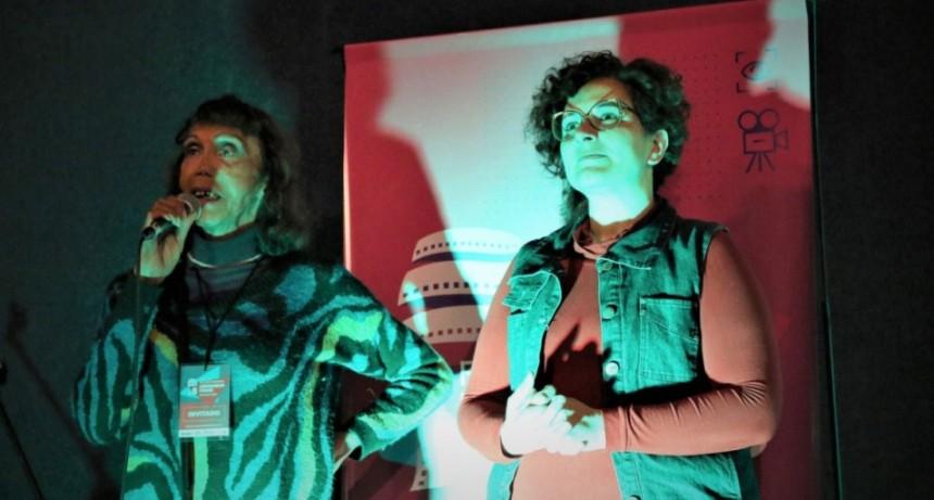 El Colegio Cervantes participó del Festival de Cine Nacional Leonardo Favio