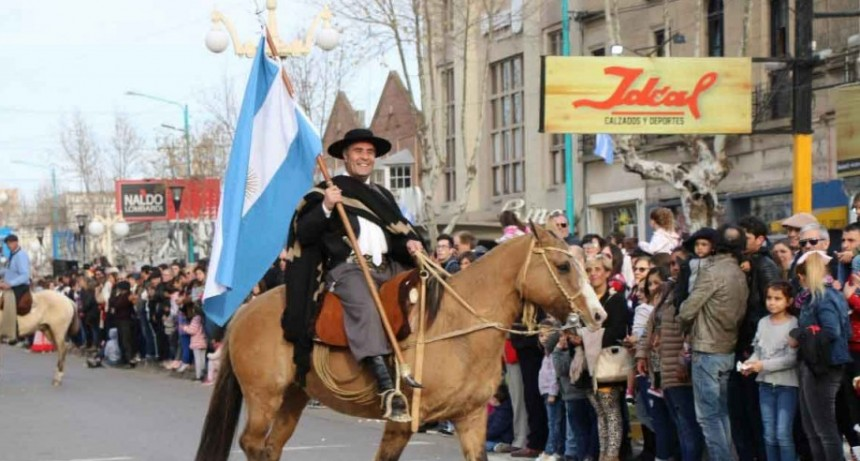 En el día mundial del Folclore, Salinas Grandes adelanta como se preparan para celebrar su 40º aniversario
