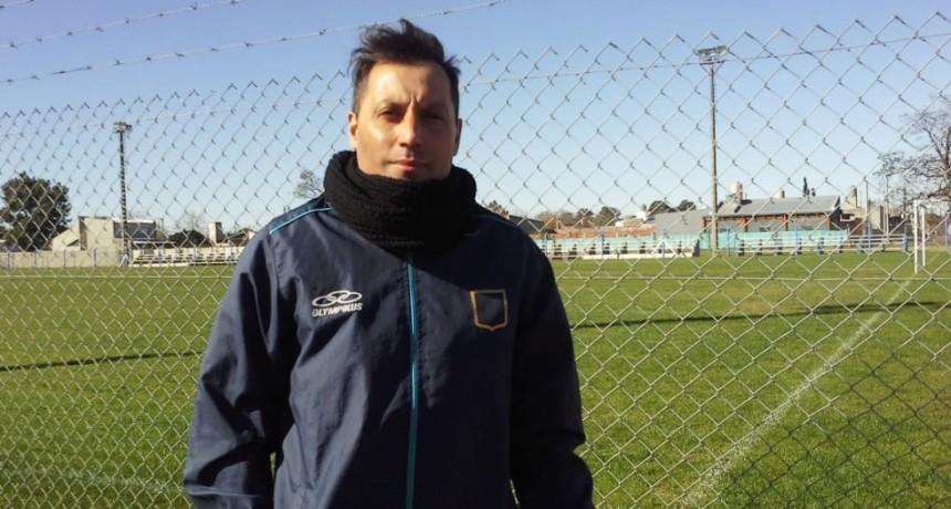 Diego Arbe: 'Se que te estamos bien, pero todavía falta, no me voy a ilusionar con el Petit'