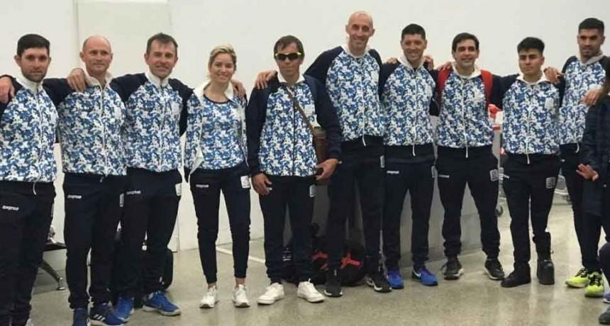 Comienza el sueño de Juani Vicente en los juegos Parapanamericanos Lima 2019