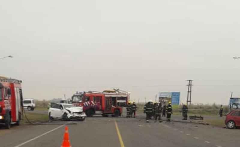 Fatal accidente en ruta 30: un riestrense perdió la vida
