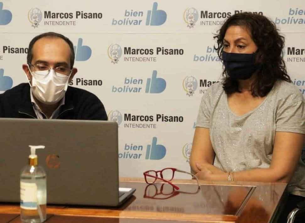 Pisano mantuvo una videoconferencia con profesionales del CONICET