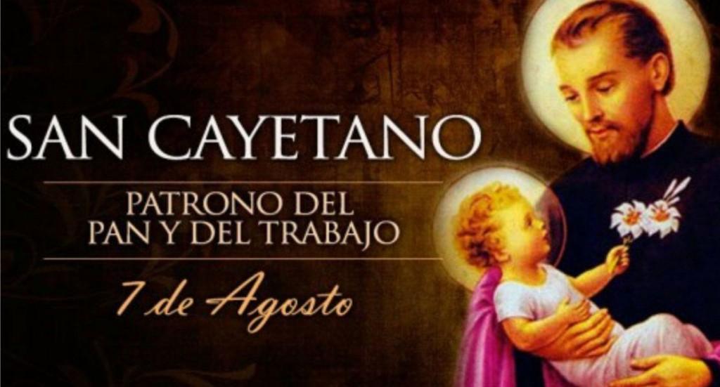 Día de San Cayetano, patrono del trabajo