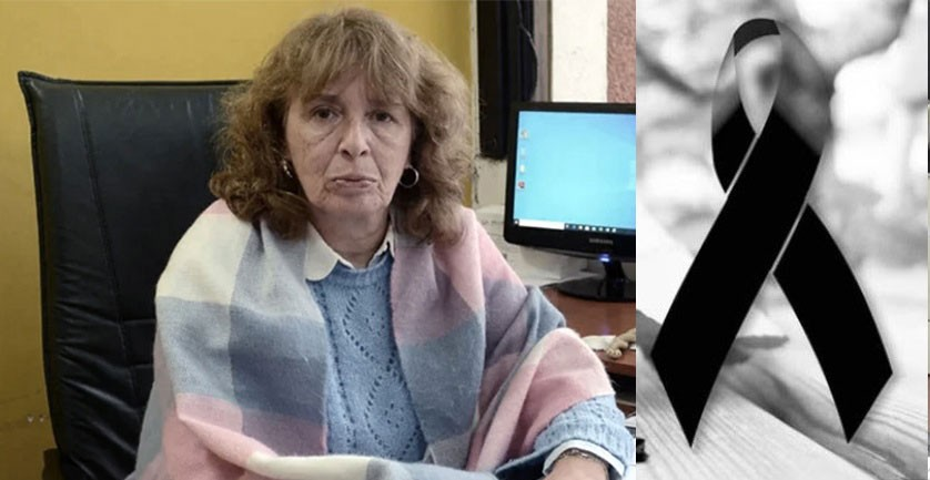 Falleció en un accidente Nora Etchenique, directora de Hemoterapia bonaerense