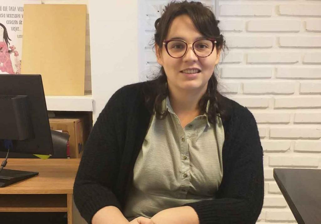 Marianela Zanassi; 'Se está trabajando mucho para que todas tengamos vidas libres de violencia'