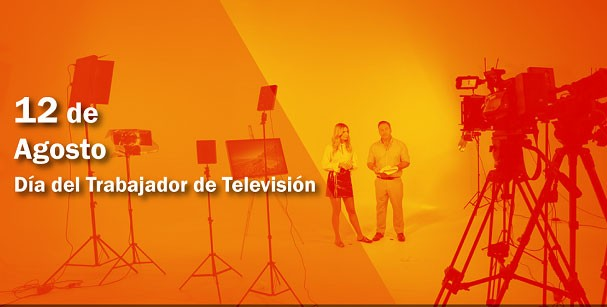 Día Nacional del Trabajador de Televisión