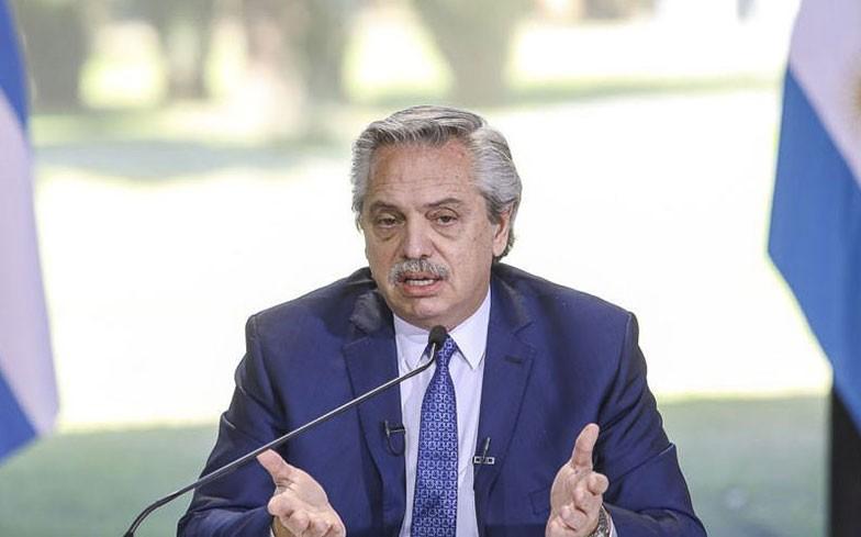 Alberto Fernández: 'Nunca restringimos libertades, solo cuidamos salud de la gente'