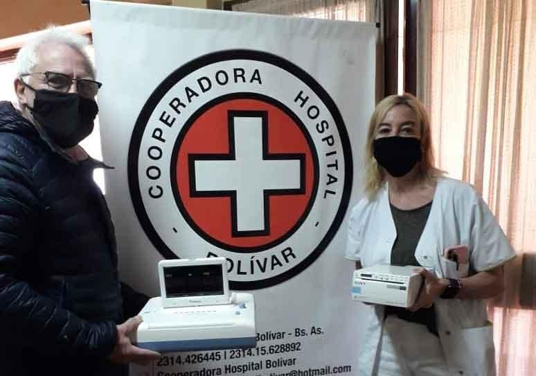 Norberto García; 'Tenemos un hospital que es un lujo y mientras podamos hay que mantenerlo abastecido para que siga así'