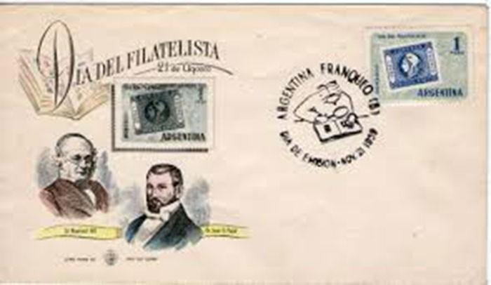 Día del Filatelista Argentino