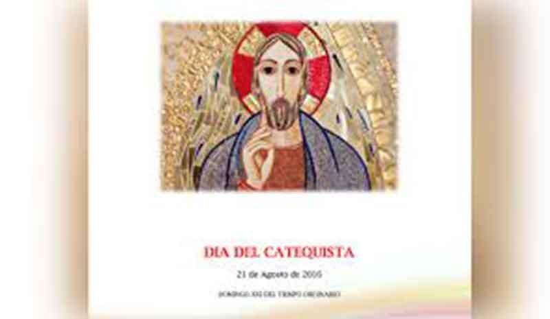 Día del catequista
