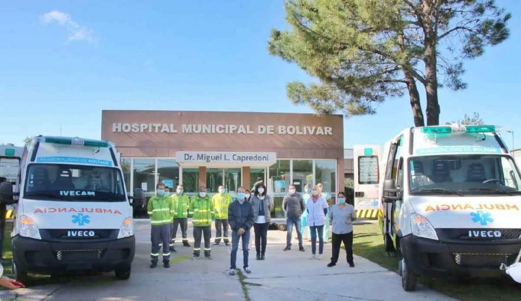 El intendente Pisano adhiere al proyecto que busca proteger al personal de salud