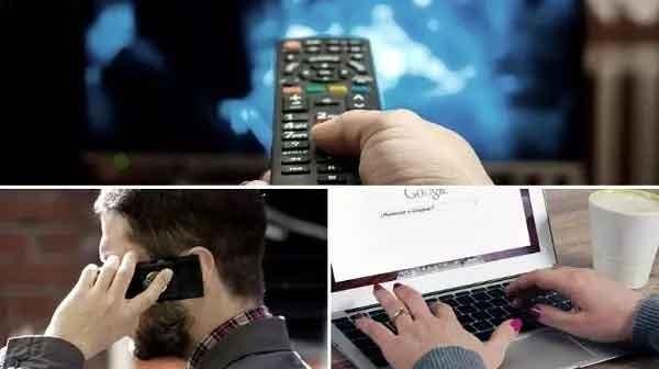 Declaran servicio público la telefonía, la TV e internet y congelan tarifas