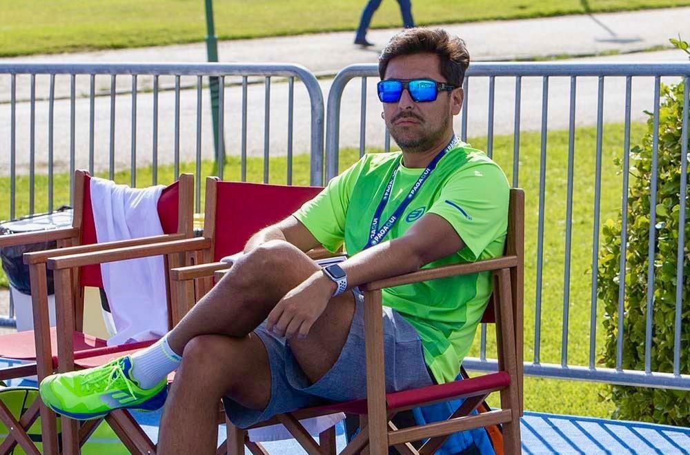 Matías Ortiz brindará una capacitación sobre el rol del entrenador de padel vía Zoom
