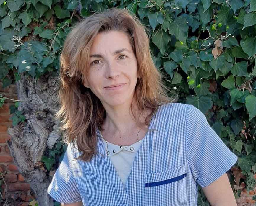 Pilar Marquis; 'Tratamos de estar conectados principalmente desde lo afectivo'