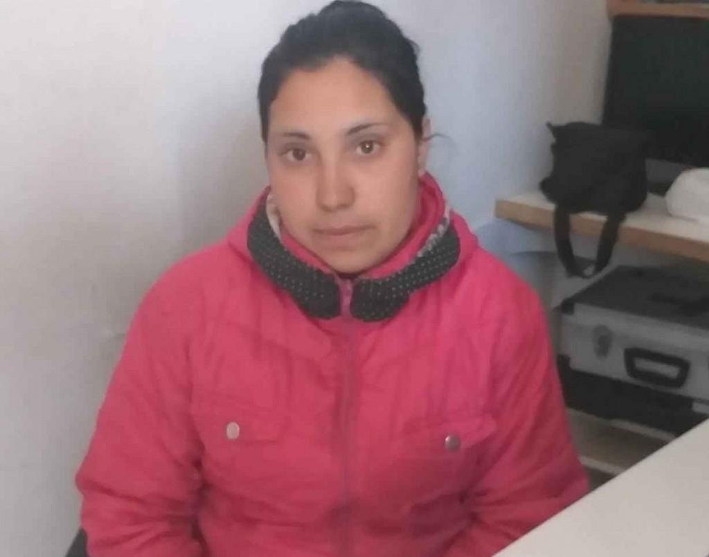 Lorena Salvatierra; 'Abril se quemó el pecho, un bracito y las dos piernas que son la parte más afectada'