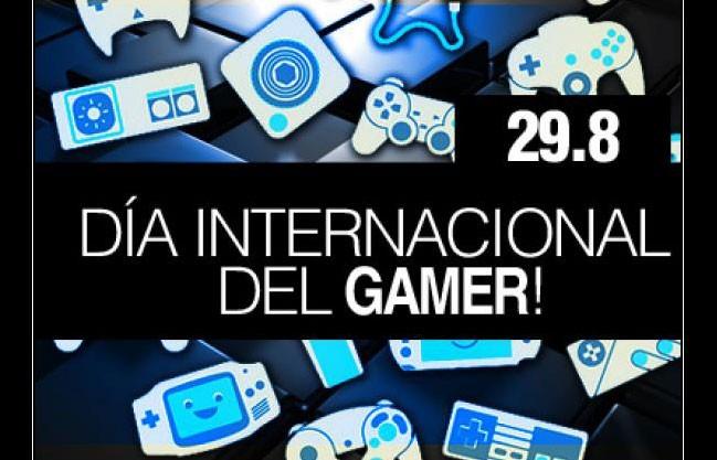 Día Mundial del gamer