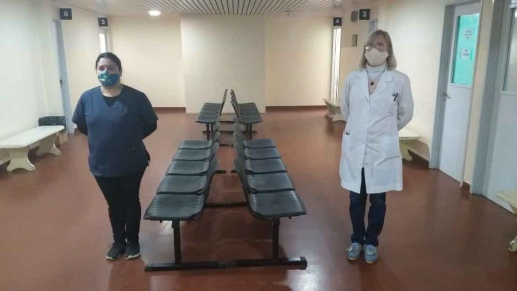 Se reanuda la atención de consultorios externos en las instalaciones del Hospital M. Capredoni