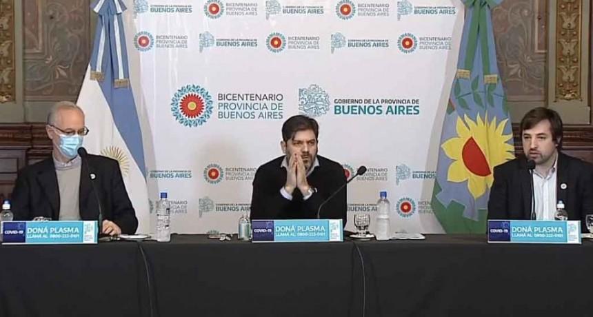 ¿En qué fase estamos según el nuevo estado de situación de la provincia del Buenos Aires?