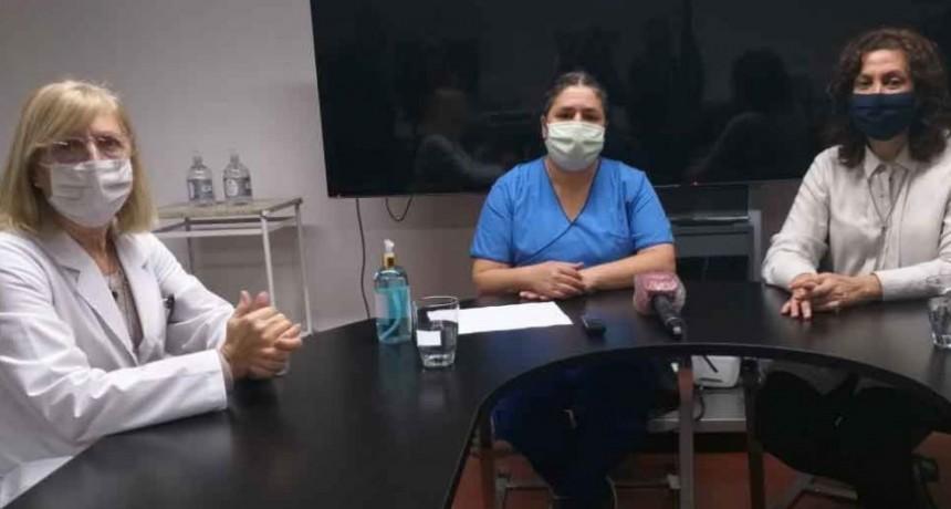 Se reanudará la atención de consultorios externos del hospital