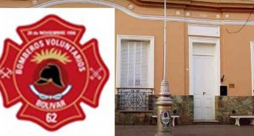 Nuevo sorteo diario de la rifa de bomberos voluntarios