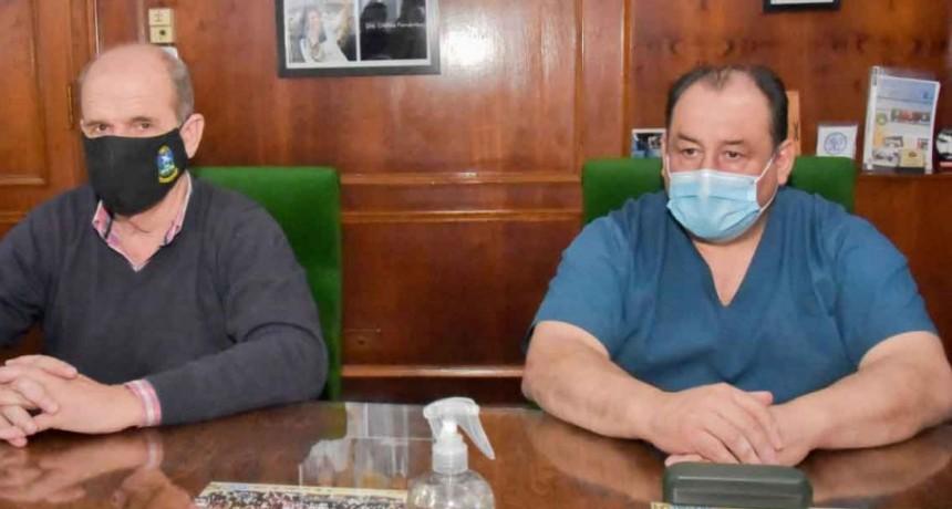 Pablo Zurro apeló a la responsabilidad individual y colectiva en tiempos de pandemia