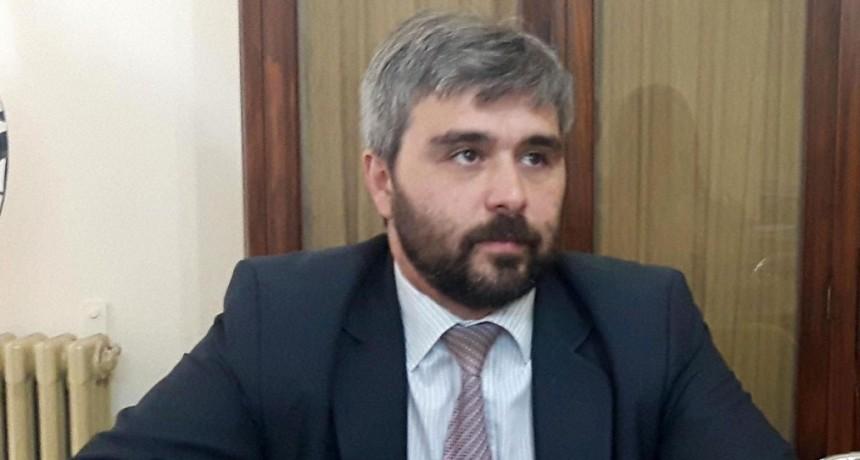 Marcos Beorlegui participó de una capacitación del INAP sobre acceso al hábitat