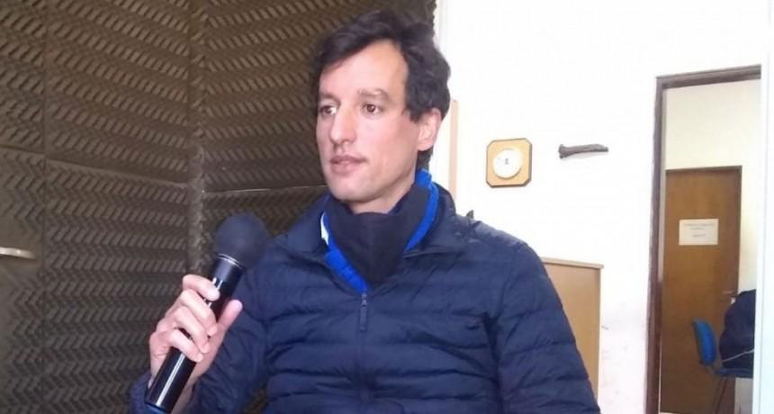 Cesar Pacho; 'Buscamos volver a ser el radicalismo de las bases, ese que nos construyó como partido histórico'