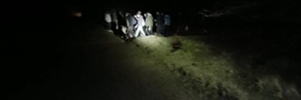 Este sábado: La Agencia de Seguridad Vial dispersó una fiesta clandestina