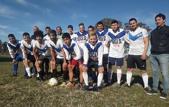 El Fortín volvió a la cancha tras 24 años y le ganó 1 a 0 a Vallimanca