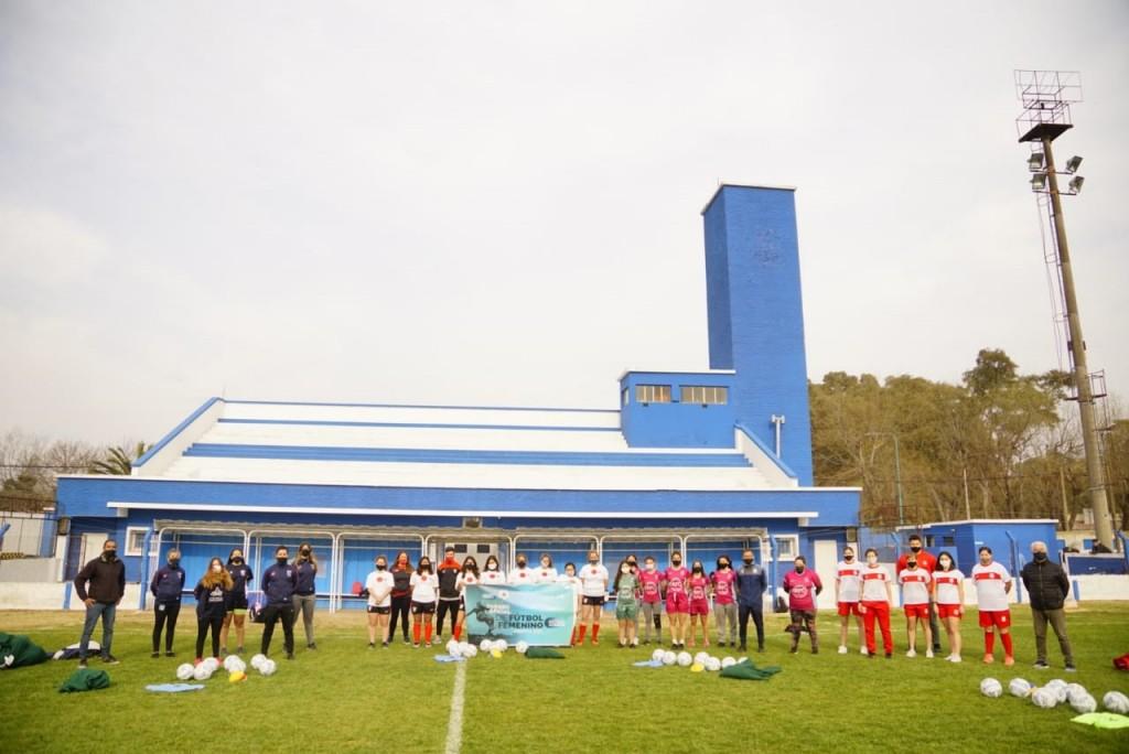 Bolívar tendrá el primer torneo de fútbol femenino de su historia