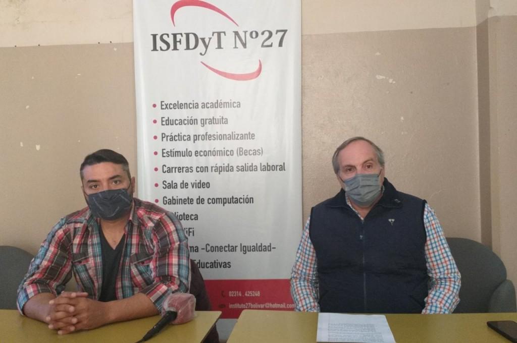 El ISFDyT dio a conocer cursos virtuales que son dictados por la empresa Globant