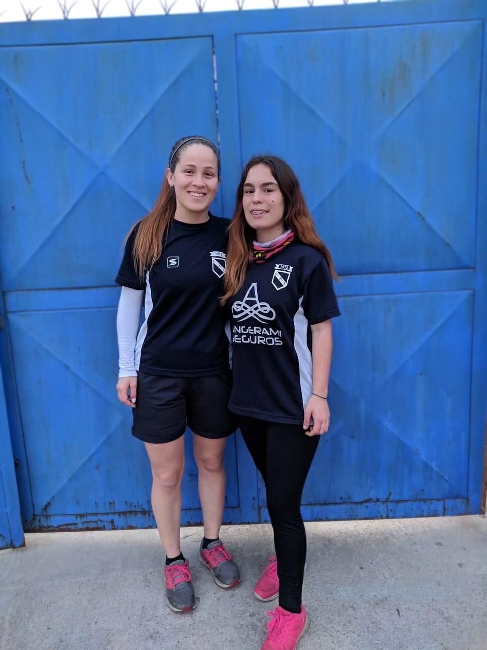 Rocío Real y Paloma Álvarez hablaron de la previa al campeonato de Fútbol Femenino