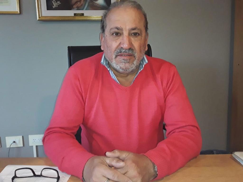 Guillermo Fernández;  'Ganar es una alegría personal, yo disfruto de la pesca como un día al aire libre con amigos'