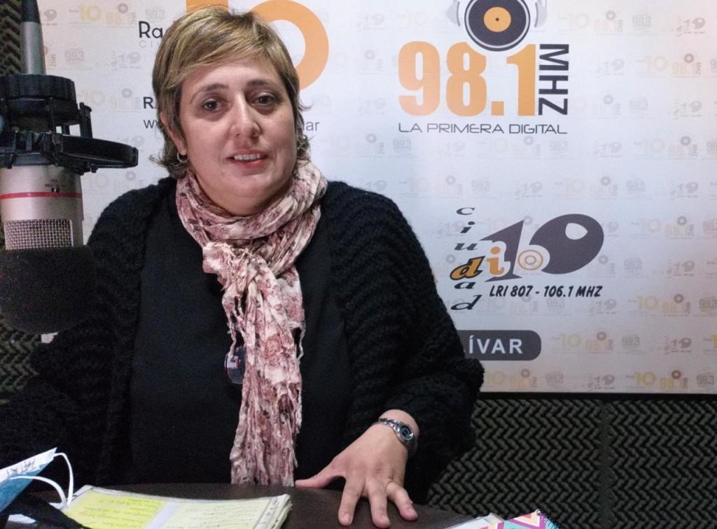 Patricia Unsain; 'Nosotros decidimos dejar la zona de confort para trabajar por la gente'