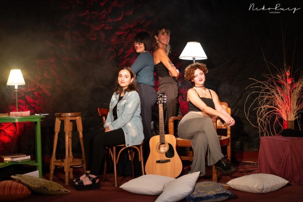 El Grupo de teatro