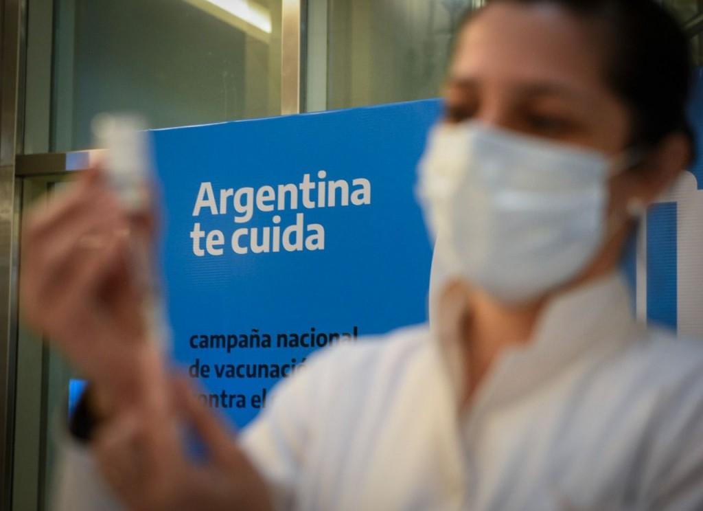 Esta semana arriban al país 5 millones de vacunas de Sinopharm y AstraZeneca